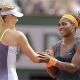Sharapova pide pasar página a su polémica con Serena Williams