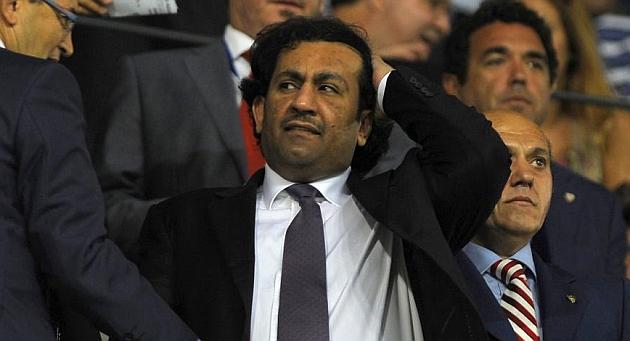 El jeque Al Thani quiere retirar el '22' de Isco