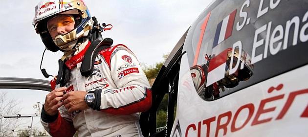 Citroën y Loeb disputarán el Mundial de Turismos 2014