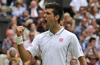 Djokovic tira de manual para su debut en Wimbledon
