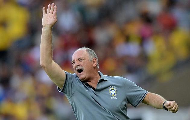 Scolari: Brasil no jug� bien y tiene que madurar