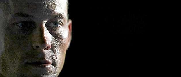 Lance Armstrong, en una imagen de archivo, durante una entrevista / AFP