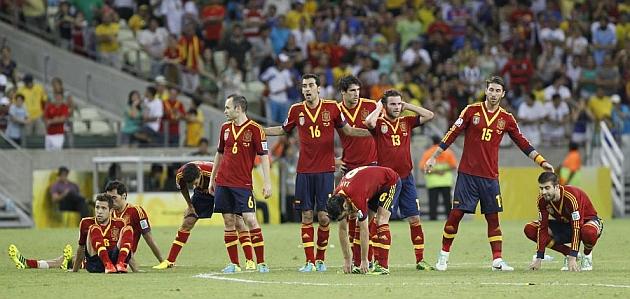 Récord de audiencia en los penaltis del España-Italia