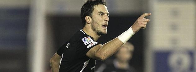 El Almería ficha a Óscar Díaz