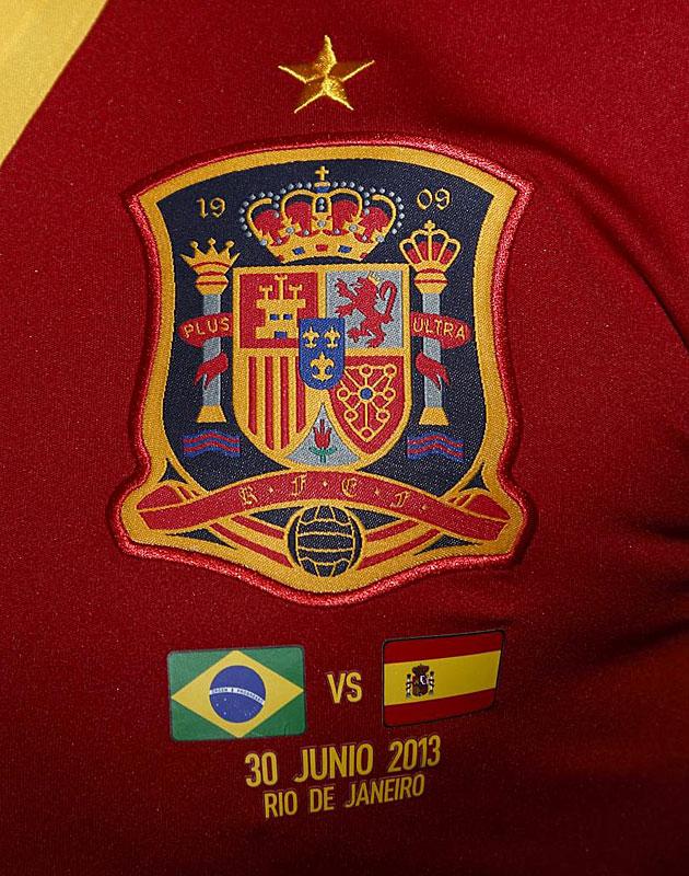 Una camiseta histórica