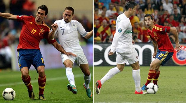 Otro reto para Arbeloa: frenar al mejor Neymar