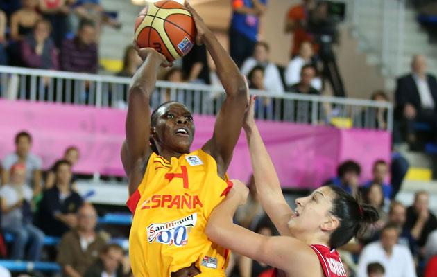 Sancho Lyttle, mejor jugadora del Eurobasket 2013