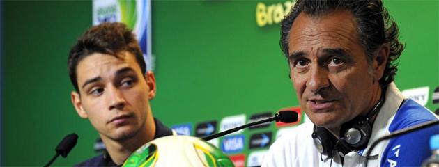 Prandelli: El equipo del domingo ser� completamente diferente