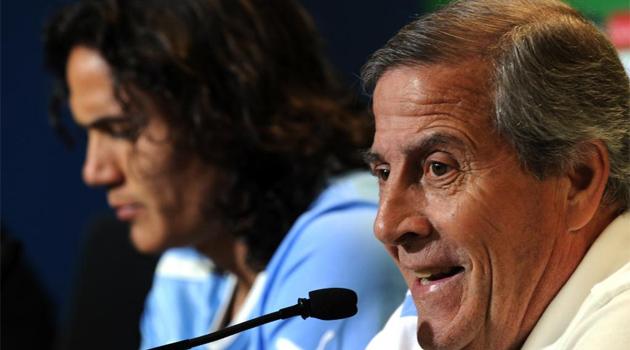 Tab�rez: Italia y nosotros podr�amos estar en la final