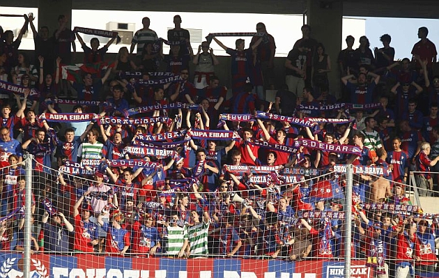 El Eibar vuelve a Segunda cuatro a�os despu�s