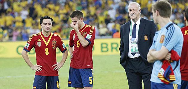 Xavi: No hemos estado