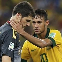 Casillas: No es un Mundial pero te duele perder