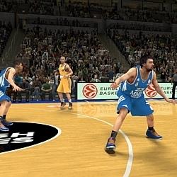 Duelo virtual entre NBA y Euroliga: Europa pega el salto al NBA 2k14