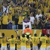 El himno de Brasil en la final de Maracan�, mejor momento de la Confederaciones