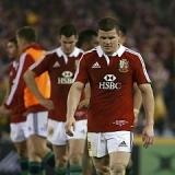 Los British Lions m�s galeses prescinden de Brian O'Driscoll