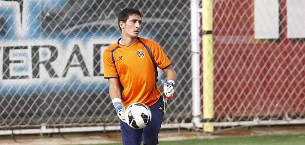 El Valladolid ficha a Diego Mariño