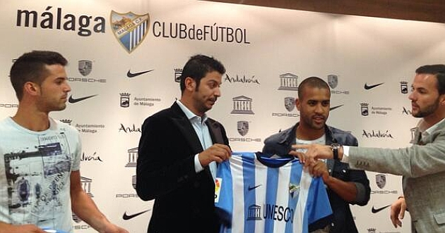 El Málaga se refuerza con Tissone