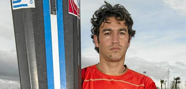 Carlos P�rez Rial, en un reportaje para MARCA / JUAN AGUADO (MARCA)
