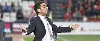 Julio Velázquez, nuevo entrenador del Murcia