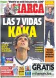 Las 7 vidas de Kaká