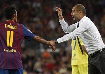 Guardiola: Sí, queremos a Thiago