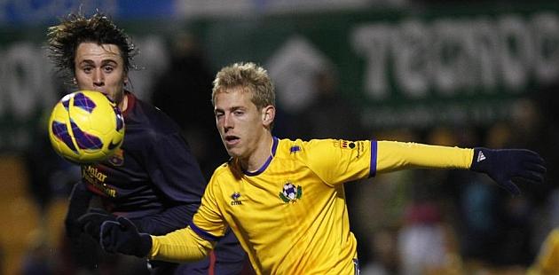 Dani Nieto ficha por el Barcelona B