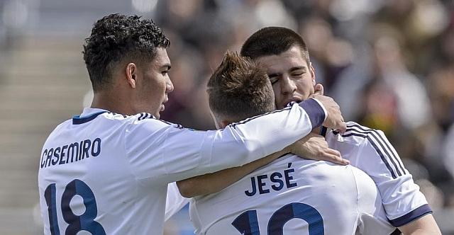 El Castilla, como un equipo de fútbol sala