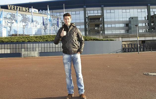 El Getafe ficha a Escudero tras un acuerdo con el Schalke