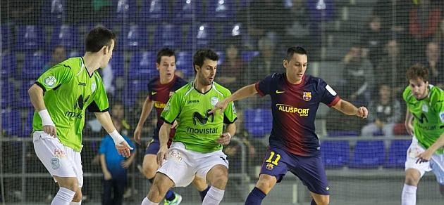 El Barça comenzará la defensa del título ante el Gran Canaria
