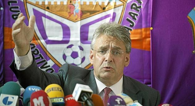 El CEDD deniega la suspensión cautelar del descenso al Guadalajara