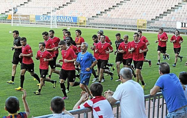 El Granada se presentar� el 9 de agosto contra el Os Belenenses