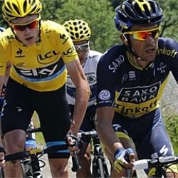 Contador: Froome gana de forma limpia