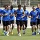 El Espanyol realiza su stage en Garos