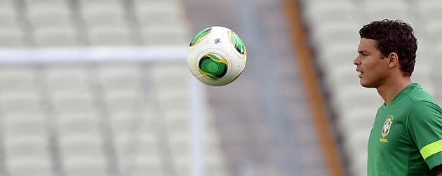 Thiago Silva: Cumpliré mi contrato con el PSG