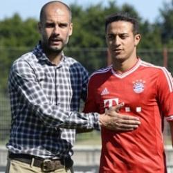 Thiago: Guardiola ha sido muy influyente en mi carrera