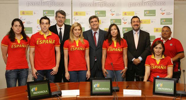 Iberdrola renueva su patrocinio con el Plan ADOP hasta 2016