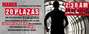 MARCA elegri� su equipo para la carrera por Metro Madrid