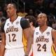 Dwight Howard entra al trapo: Fue muy duro jugar con Kobe Bryant