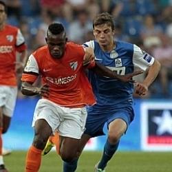 El Málaga se impone a un rodado Genk en su primer amistoso