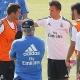 Un caño de Isco a Morata acaba en 'pique digital'
