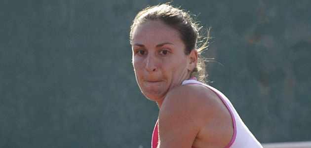 Arantxa Parra cae eliminada en segunda ronda del torneo de Bastad