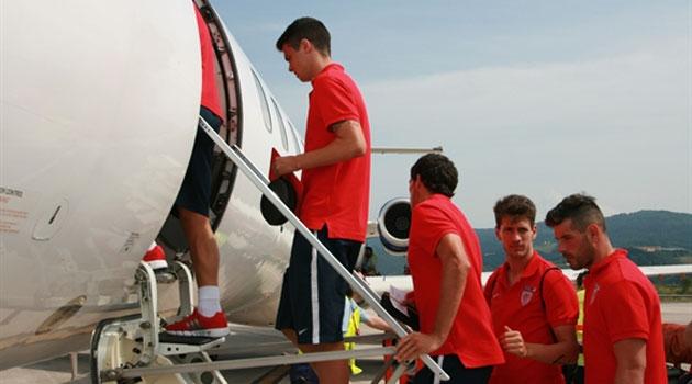 El Athletic se marcha a Austria a preparar la temporada