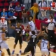 Lucas Nogueira ya muestra sus poderes a la NBA con cinco tapones en un partido