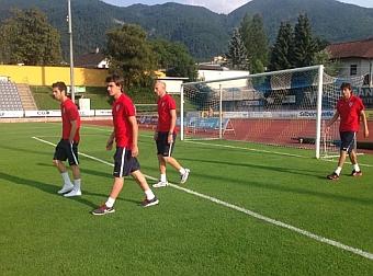 El Athletic de Valverde se estrena goleando a un reci�n ascendido