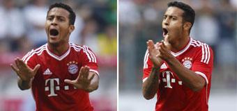 Thiago ya manda en el Bayern
