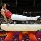 Gonzalez y Popa, campeones de España de gimnasia artística