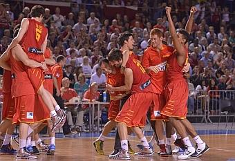 España logra el bronce en el Europeo sub 20