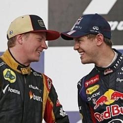 Vettel prefiere a R�ikk�nen