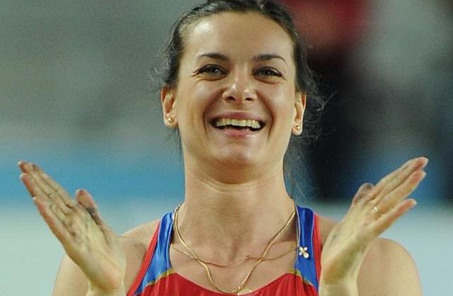 Isinb�yeva se retirar� tras los Mundiales al aire libre de Mosc�