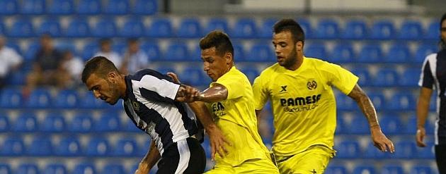 El Hércules puede con el Villarreal